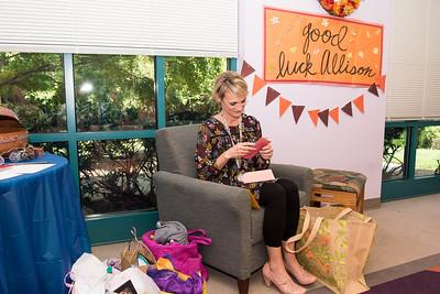 Allison's Farewell Party
