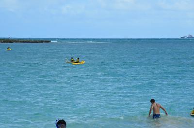Hawaii New Years 2013