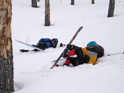 Lost Lake Ski 16Mar09