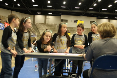 2018 Battle of the Books Competition