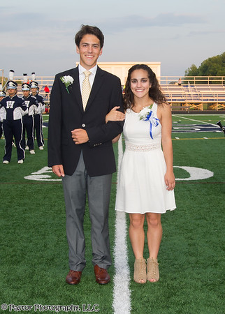 WGHS Homecoming Crowning