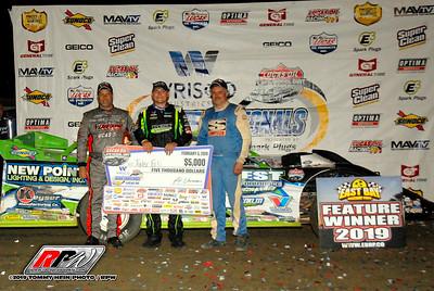 East Bay Raceway Park - Lucas Oil LM Dirt Series - 2/5/19 - Tommy Hein