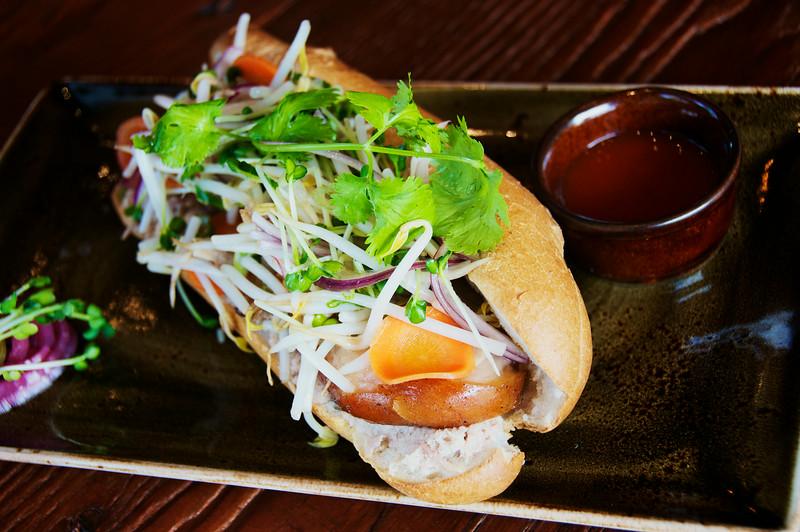 Banh Mi - Vietnamese Style Baguette Sandwiches