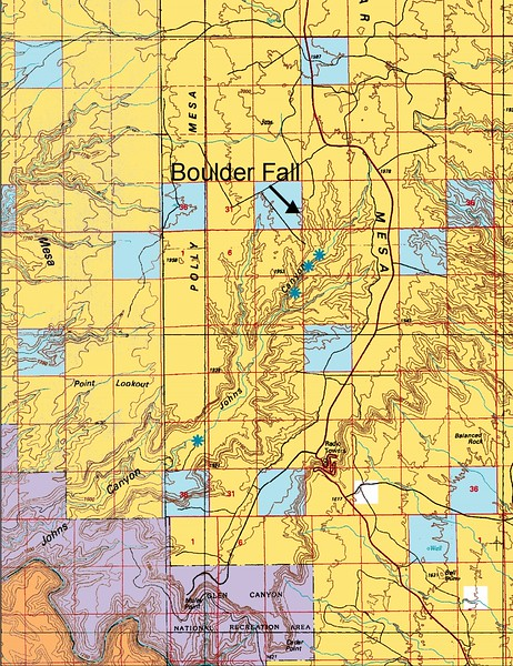 Bears Ears National Monument (John's Canyon Area)