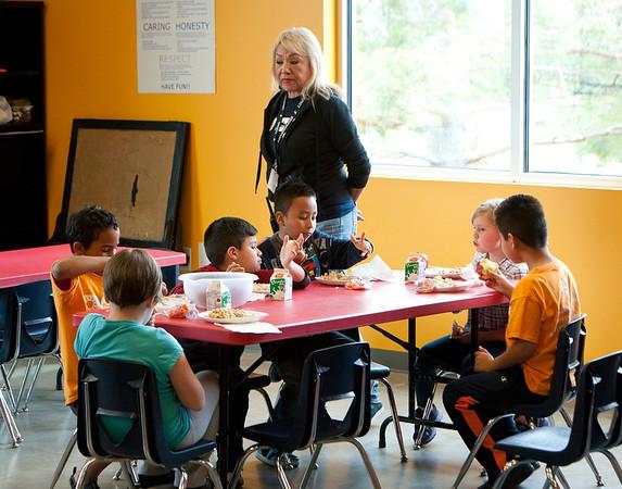 YMCA after school meals