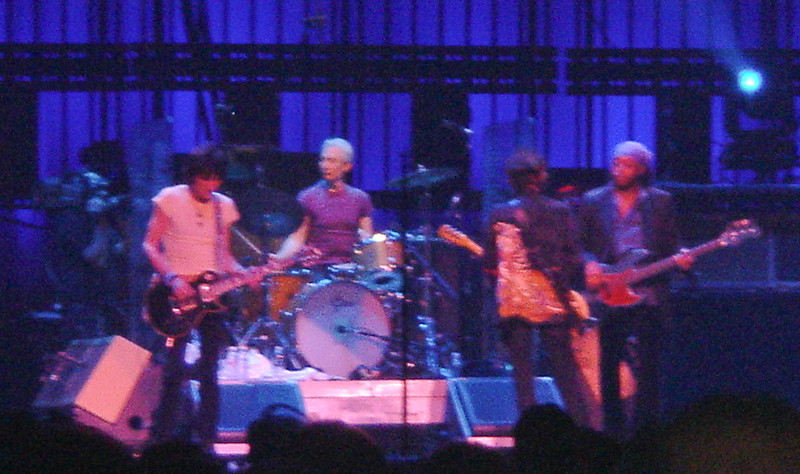 Rolling Stones 2006 Bigger Bang Tour Las Vegas