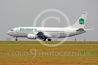 Germania Airline Boeing 737 Airliner Pictures
