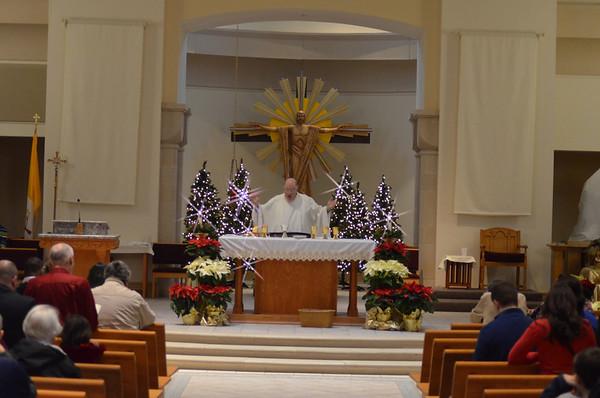 Holy Family Mass