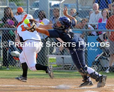 La Porte Varsity Softball vs Baytown Sterling 4/10/2012