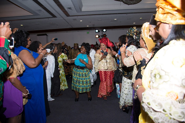 2013 African Family Induction