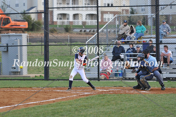 High School Softball - 2011