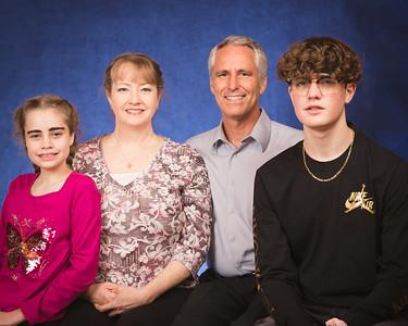 Atherton Family January 2021