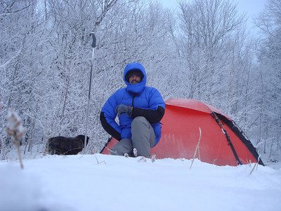 Red Hilleberg TN Cold