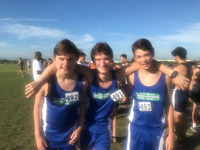 Cross Country at Molina-12th Annual Garey Horner Invite