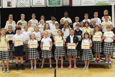 2015 Lower School Awards Assembly