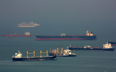 Singapore Port and Shipping