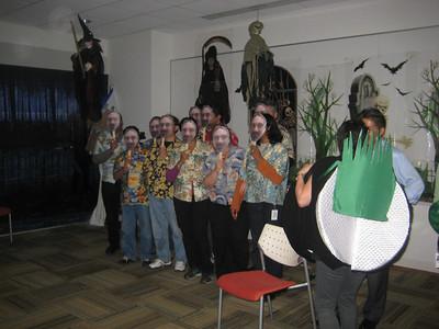 Intuit Halloween 2009