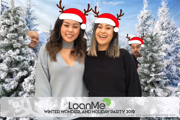 LoanMe Winter Wonderland Holiday Party 12/20/19