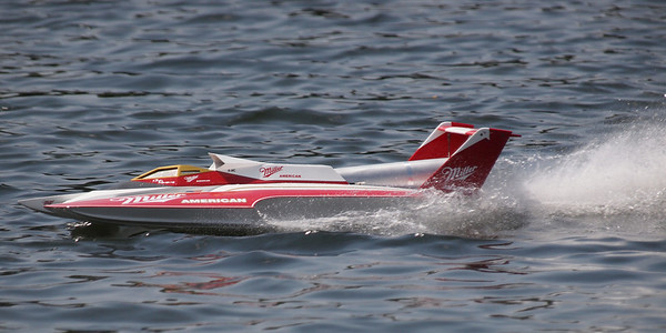 Tri-Cities 2012 Vintage and RC Hydroplanes