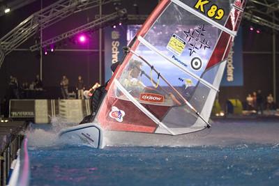 London indoor Windsurfing