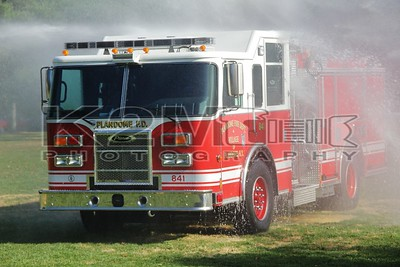Plandome Engine 841 Wet Down [11-5-11]