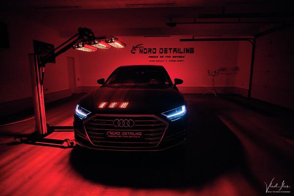 Audi A8 - ceramică