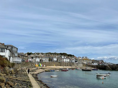 Mousehole holiday 2021