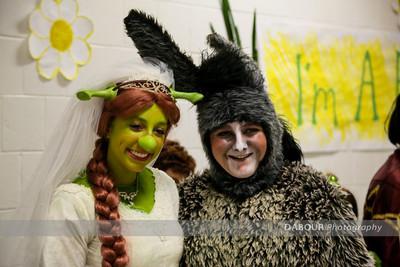 Shrek - Fiona Cast