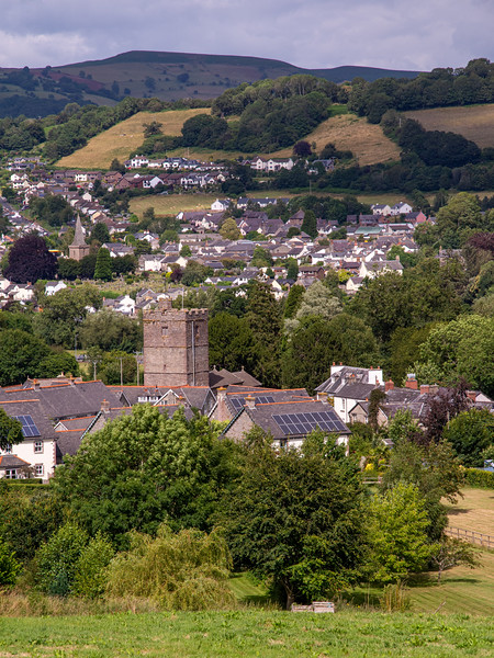 Llangattock and Crickhowell