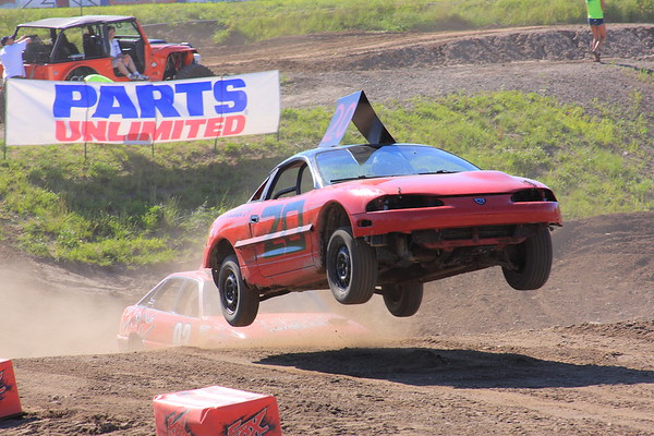 Race # 1 at ERX Motorpark- July 1