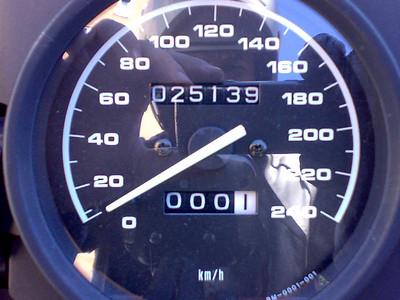 il giorno del ritiro: BMW R1150GS ADV