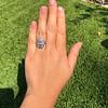 1.75ctw Edwardian Toi et Moi Old European Cut Diamond Ring  57