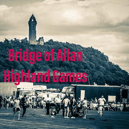 Bridge of Allan Highland Games