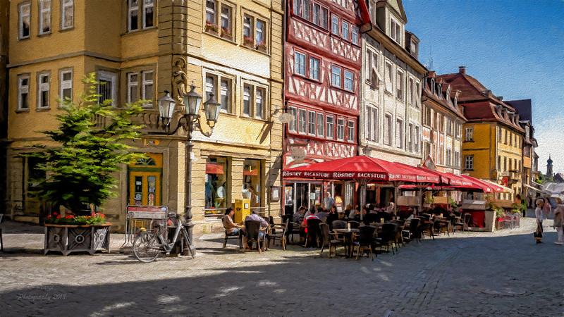 Kitzingen & Würzburg