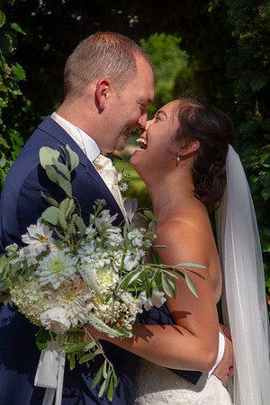 Rachel & Darren - Fawsley Hall