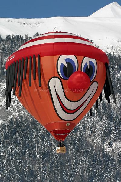 Schroeder Fire Balloons