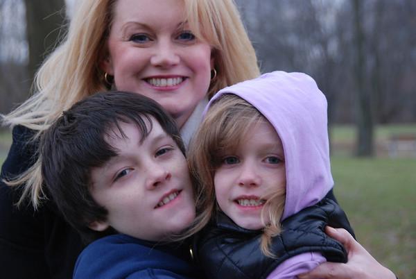 Pam, Shane & Ava