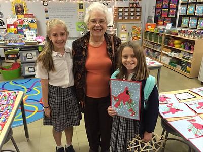2016-01-29 Art Program - GrandParents' Day