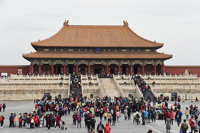 3-26 to 29-2019 Beijing & Great Wall