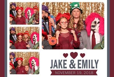 Jake and Emily - Big Sky Barn - 11.19.2018