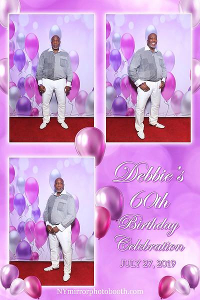 Debbie Harris Birthday Party (7/27/19)