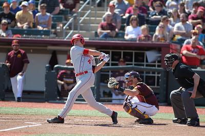 MN v NE Baseball 04.22.17 Game 2