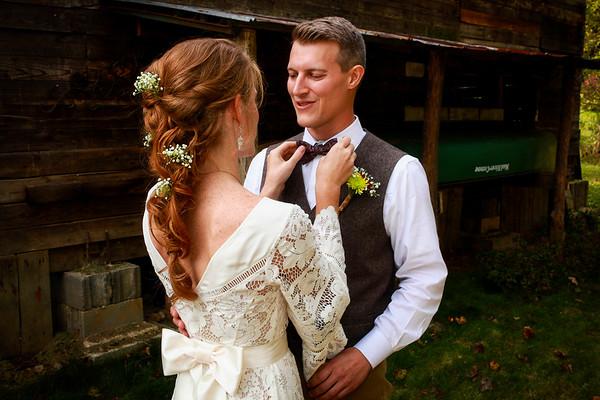 Mountain Wedding edits