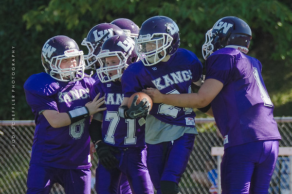 9.12.15 Kangs vs Bellevue SeaHawks