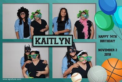 Kaitlyn's 14th Birthday