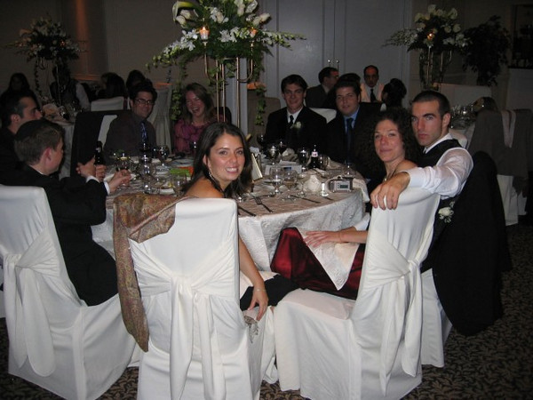 Ali and Barak's wedding