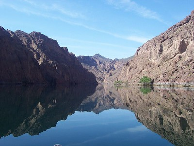 Colorado River Canoe Trip