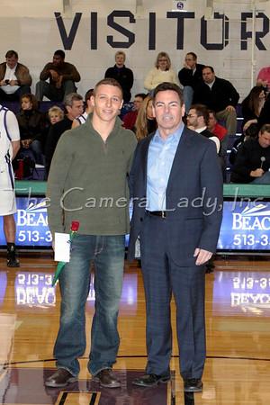 CHCA 2010 Winter Sport Senior Recognition Night