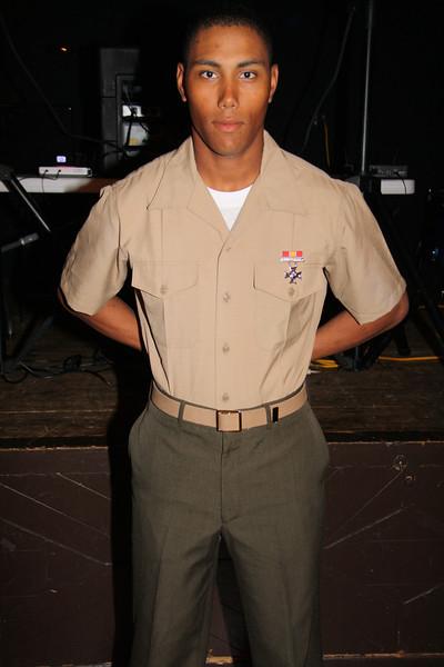 Congrats Marine Party, Elks Lodge, Tamaqua (10-30-2011)