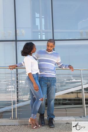 Marvin & Shani Engagement